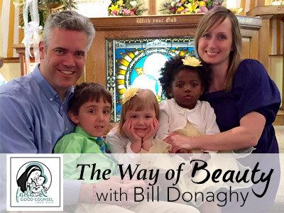 The Way of Beauty – with Bill Donaghy