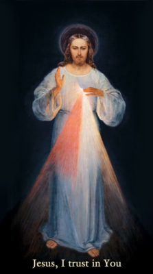 Let's Pray the Divine Mercy Novena Together – The First Day